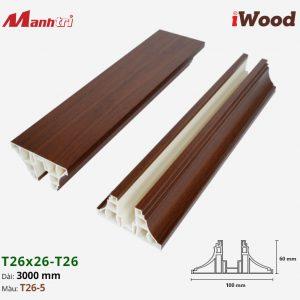 iWood T26-5 hình 1