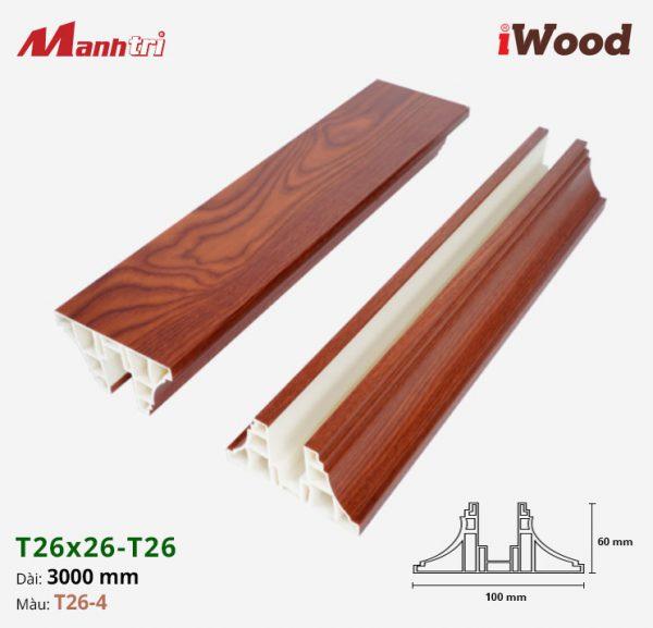 iWood T26-4 hình 1