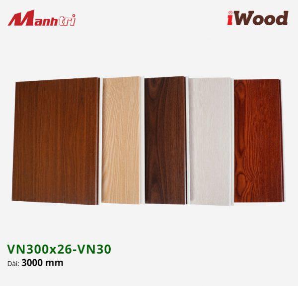 iWood VN30 hình 1
