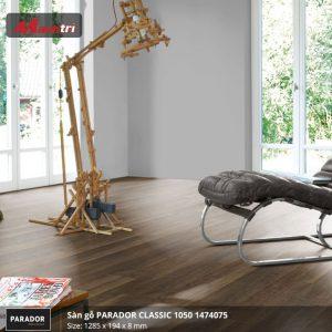 Sàn gỗ Parador classic 1050 1474075 hình 2