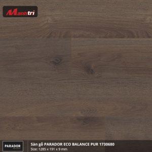 Sàn gỗ parador eco balance pur 1730680 hình 1