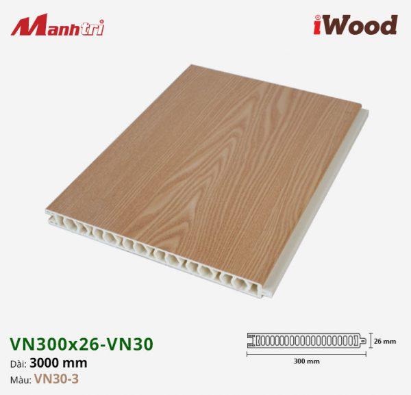 iWood VN30-3 hình 1