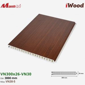 iWood VN30-5 hình 1