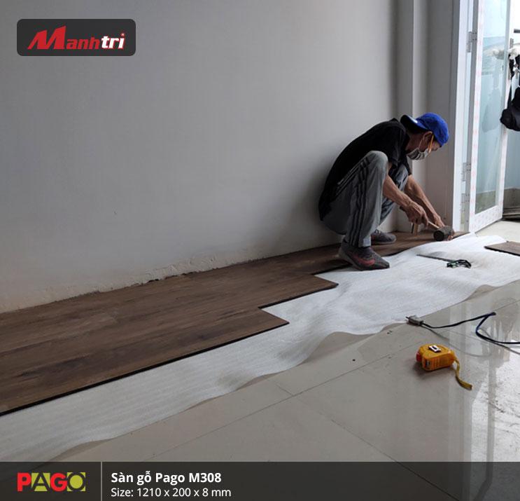 công trình Pago M308 hình 4