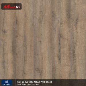 sàn gỗ Kaindl 12mm K4440 hình 1