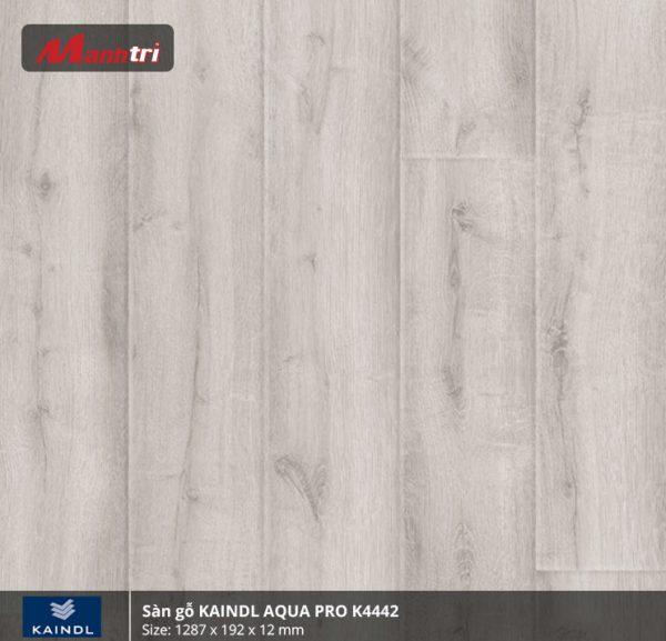 sàn gỗ Kaindl 12mm K4442 hình 1