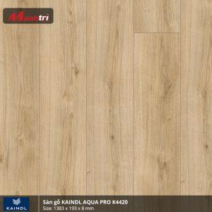 sàn gỗ Kaindl 8mm K4420 hình 1