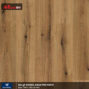 sàn gỗ Kaindl 8mm K5574 hình 1