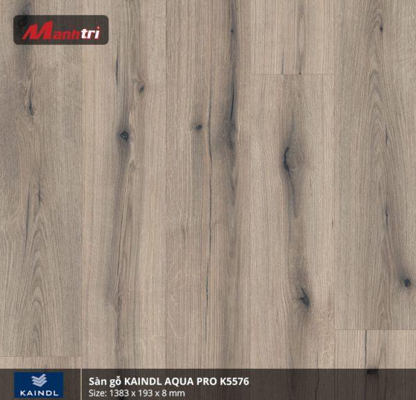 sàn gỗ Kaindl 8mm K5576hình 1