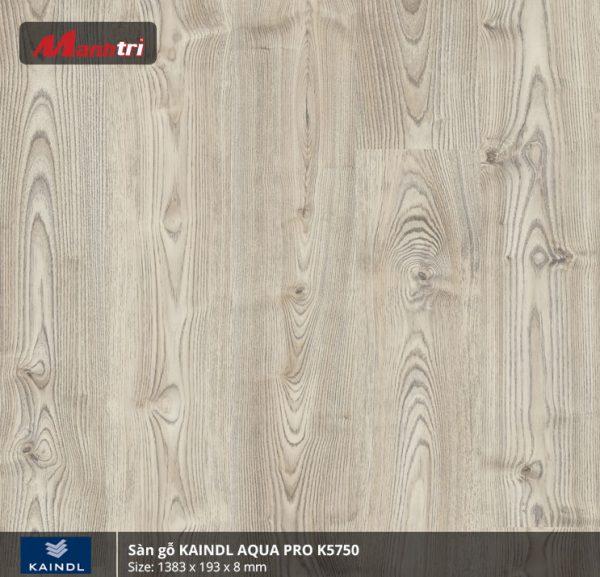 sàn gỗ Kaindl 8mm K5750 hình 1