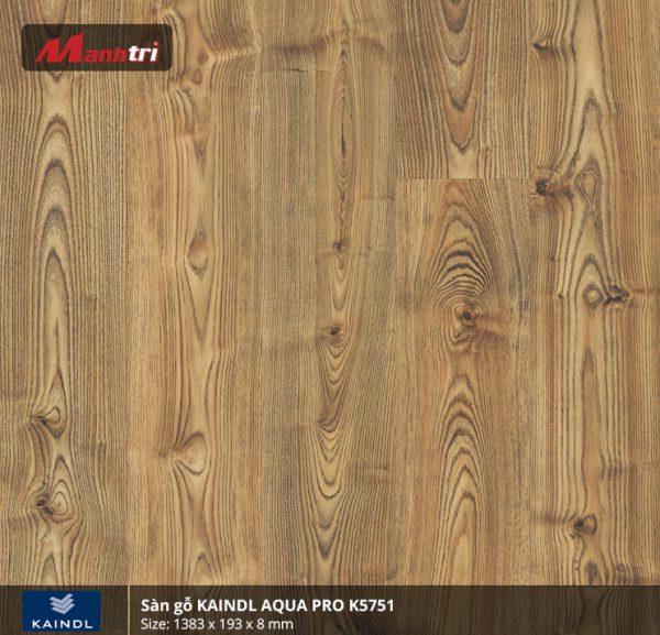 sàn gỗ Kaindl 8mm K5751 hình 1