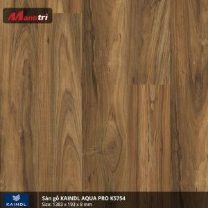 sàn gỗ Kaindl 8mm K5754 hình 1