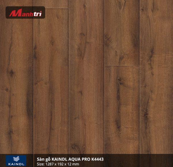 sàn gỗ Kaindl 12mm K4443 hình 1