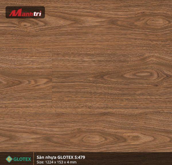sàn nhựa Glotex 4mm s479 hình 1