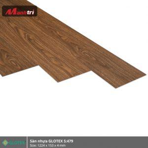 sàn nhựa Glotex 4mm s479 hình 2