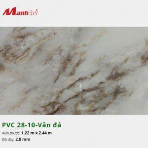 tấm nhựa PVC 28-10-vân đá hình 1