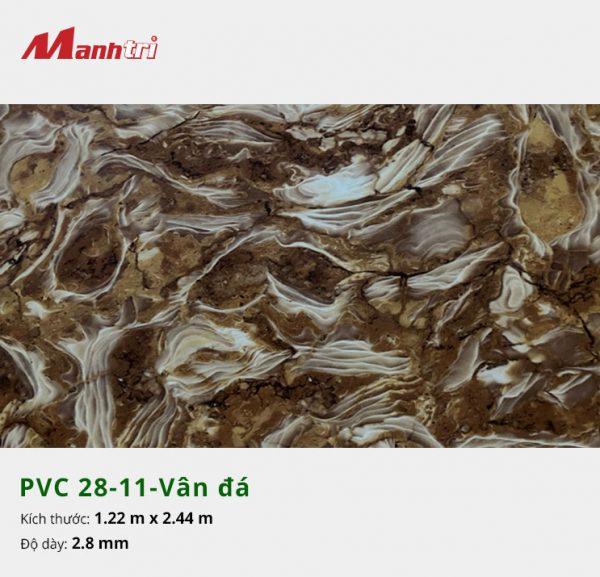 tấm nhựa PVC 28-11-vân đá hình 1