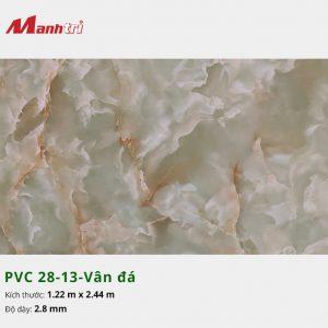 Tấm nhựa PVC 28-13-vân đá