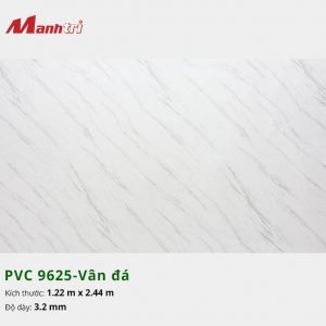 tấm ốp tường vân đá PVC 9625