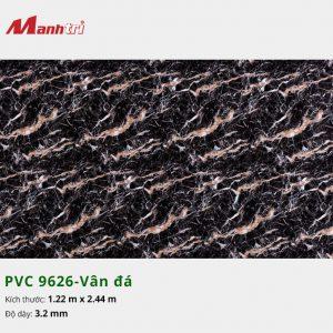 tấm ốp tường vân đá PVC 9626