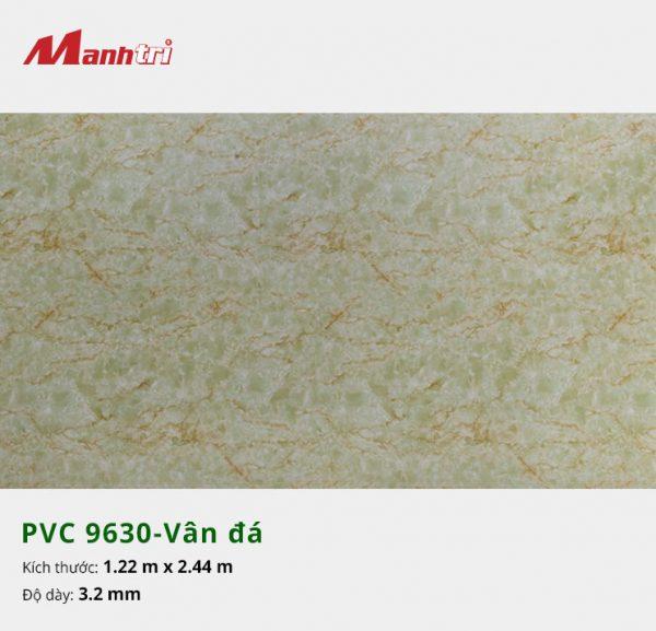 tấm ốp tường vân đá PVC 9630