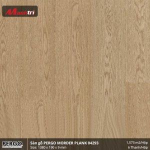 sàn gỗ Pergo morderplank 04293 hình 1
