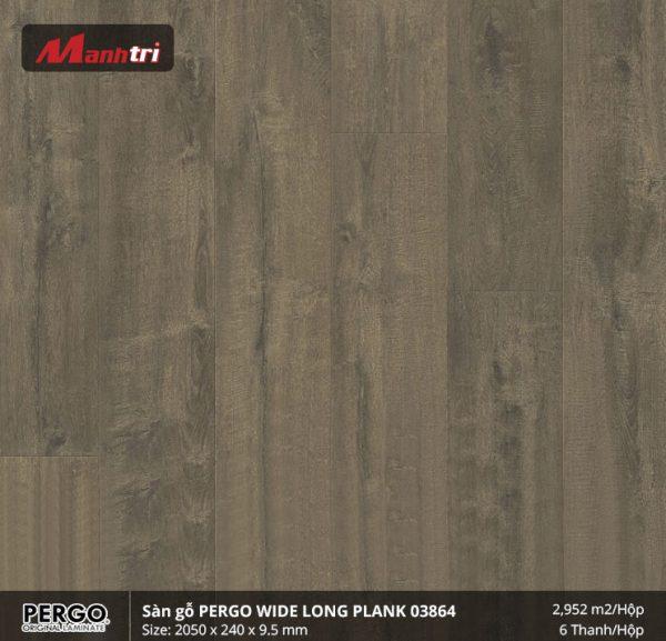 sàn gỗ Pergo Widelongplank 03864