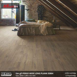 sàn gỗ Pergo Widelongplank 03864 hình 2