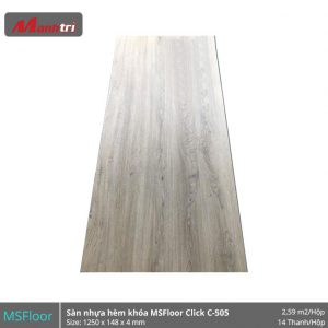Sàn nhựa MSFloor C505 hình 1