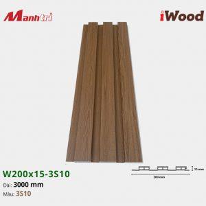 iwood-w200-15-3s10-1