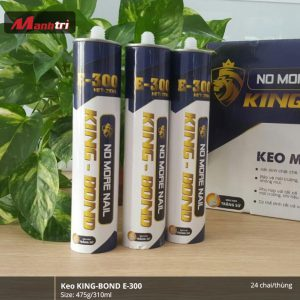 Keo kingbond E300