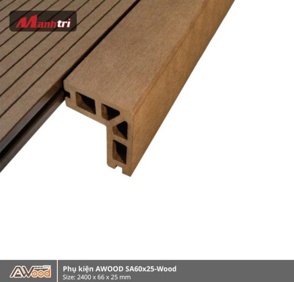 phụ kiện Awood SA60x25-Wood