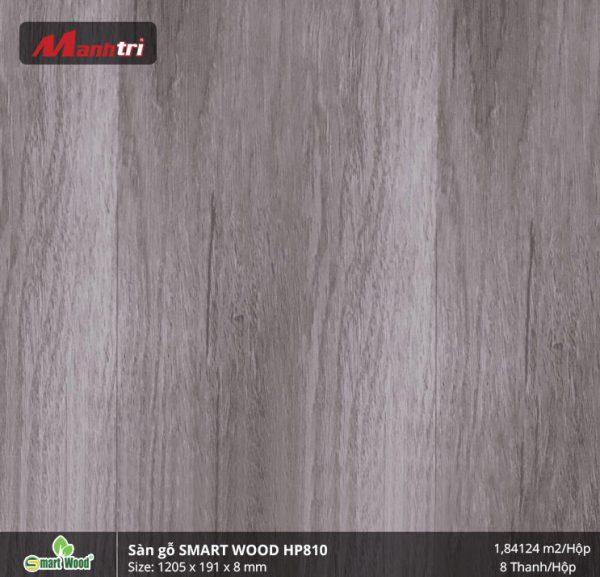 sàn gỗ smartwood HP810