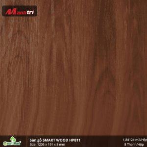 sàn gỗ smartwood HP811