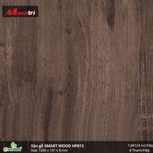sàn gỗ smartwood HP812