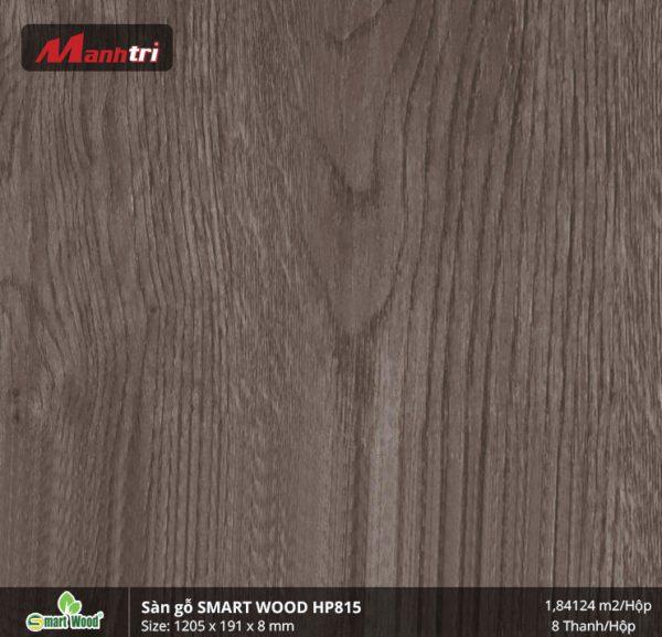 sàn gỗ smartwood HP815