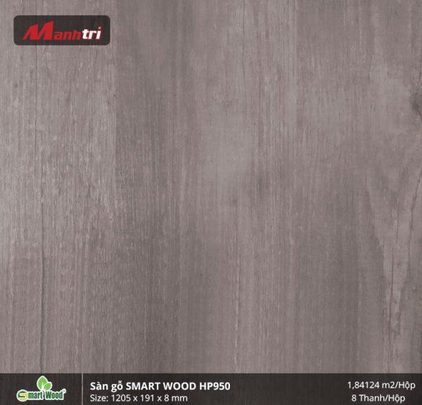 sàn gỗ smartwood HP950
