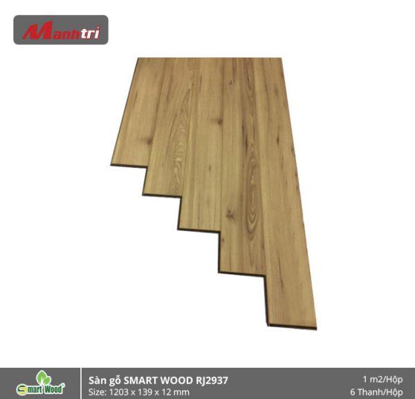 sàn gỗ Smartwood RJ 2937