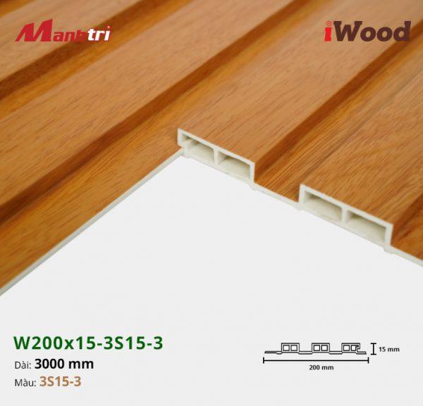 tấm ốp iwood w200-20-3s15-3 hình 3