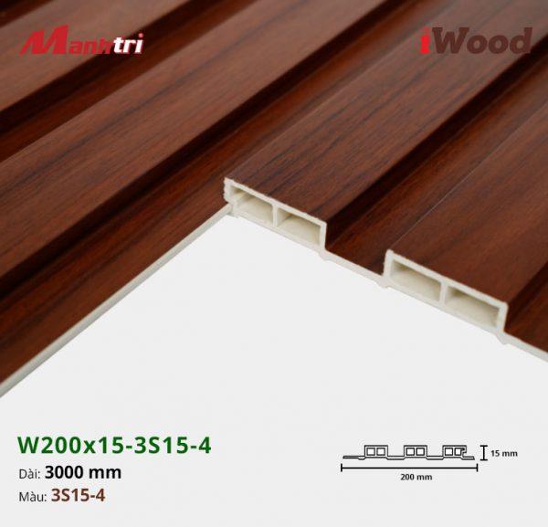 tấm ốp iwood w200-20-3s15-4 hình 3