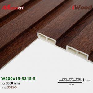 tấm ốp iwood w200-20-3s15-5 hình 3