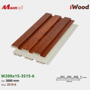 tấm ốp iwood w200-20-3s15-6 hình 2