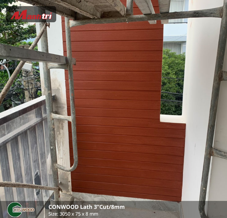 "conwood Lath 3""cut/8mm hình 1"