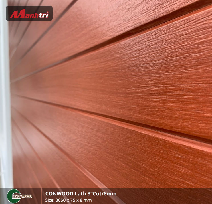 "conwood Lath 3""cut/8mm hình 2"