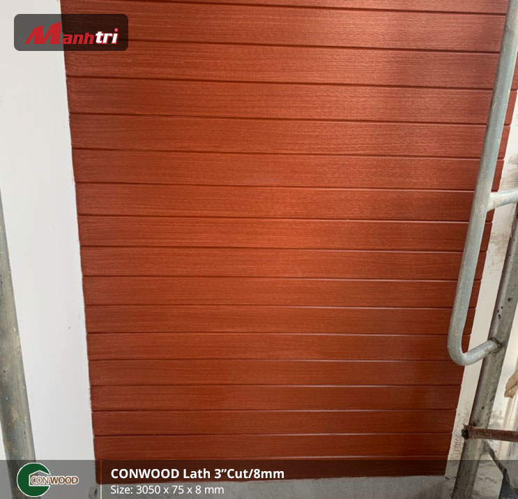 "conwood Lath 3""cut/8mm hình 7"