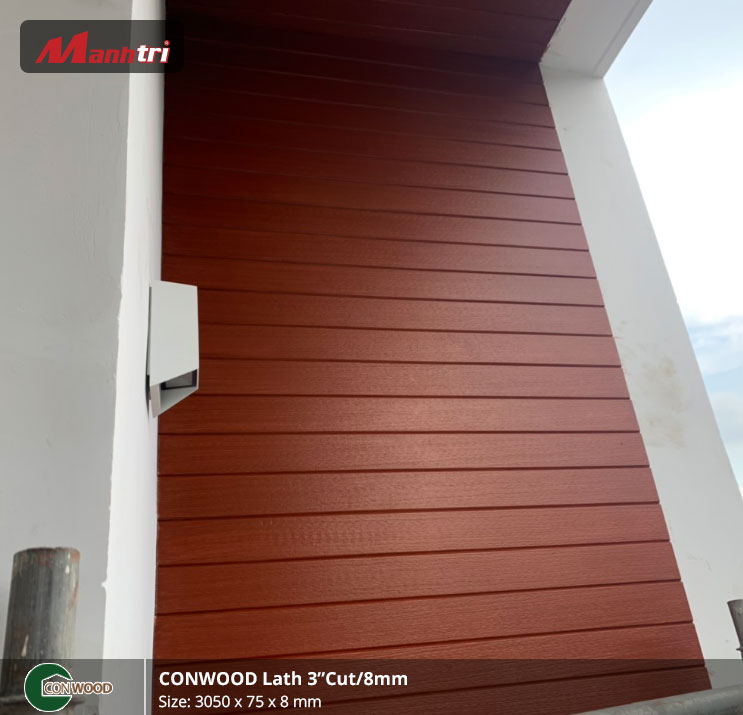 "conwood Lath 3""cut/8mm hình 9"
