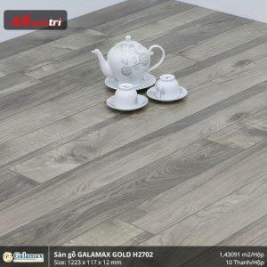 sàn gỗ Galamax Gold H2702