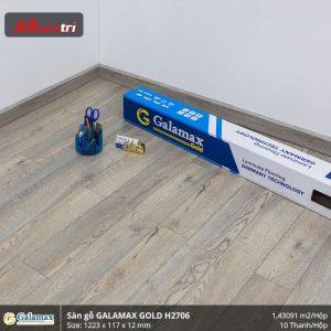 sàn gỗ Galamax Gold H2706