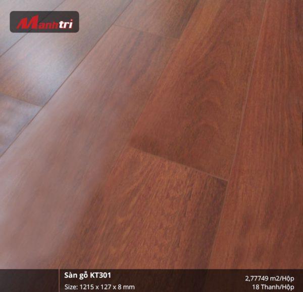 sàn gỗ KT301