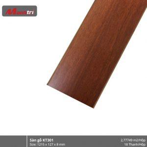 sàn gỗ KT301 hình 1